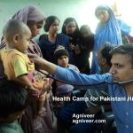 Agniveer's Medical Camp for Pakistani Hindus
