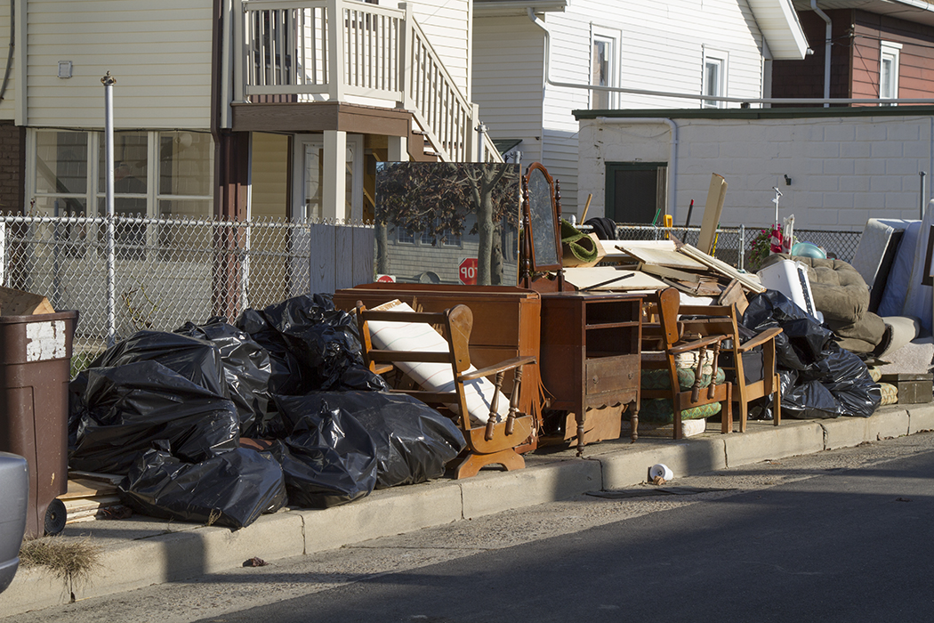 Hurricane Sandy | A Golden Picture