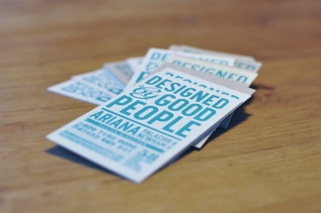 Designed By Good People-Upcycled Business Cards 04