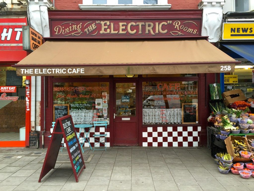 The Electric Cafe, Designed By Good People