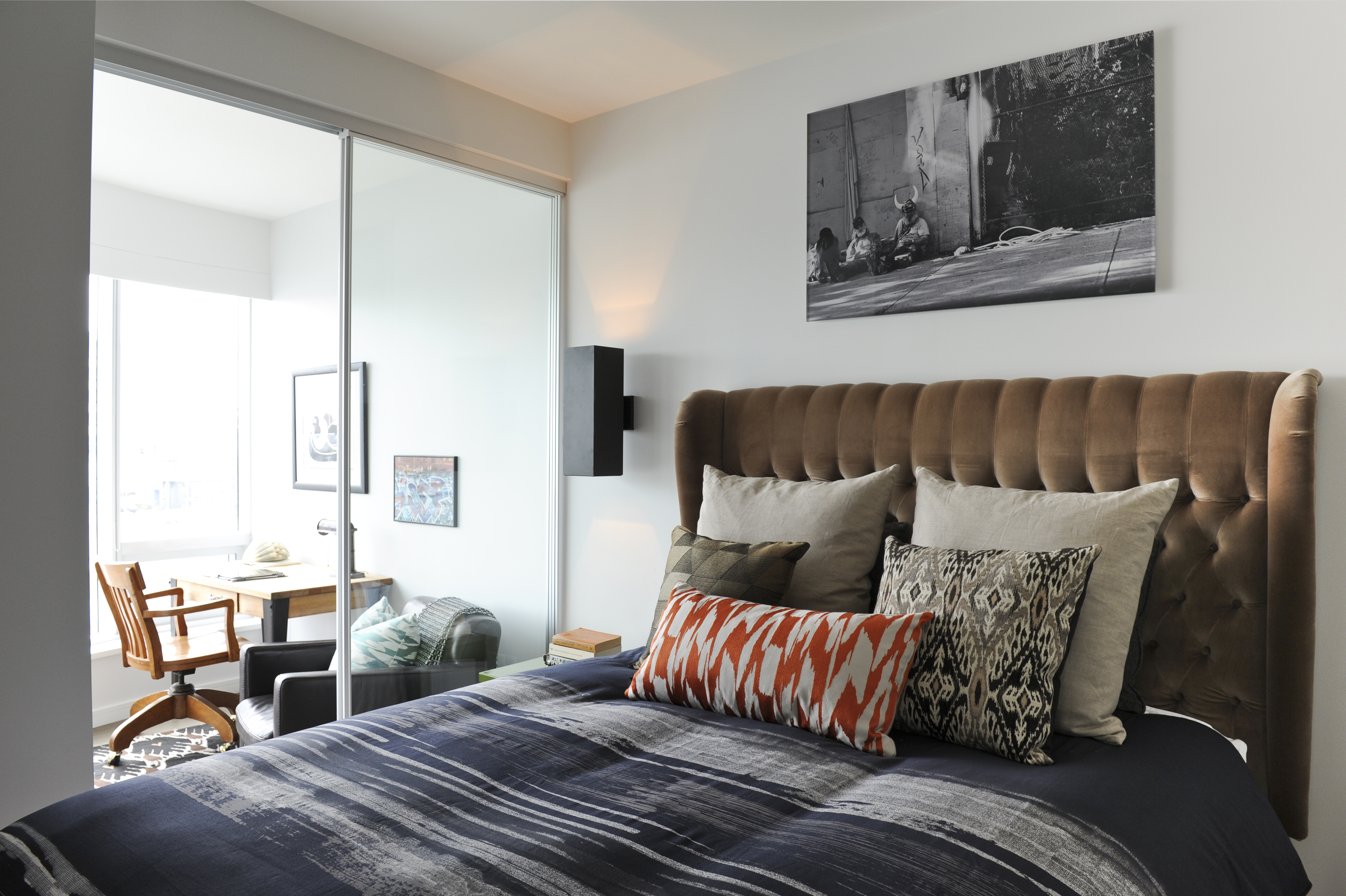 Bachelor Bedrooms Ideas The Urban Un Bachelor Pad Chicks On The Go