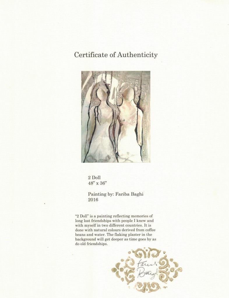How To Prepare A Certificate Of Authenticity Agora Gallery Advice Blog