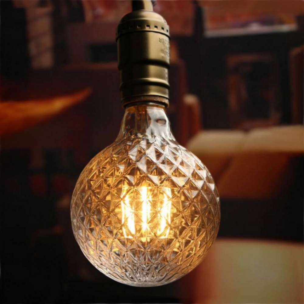Bombillas Led Decorativas Bombilla E27 Led Edison Decorativa Antigüa 4w Agraled
