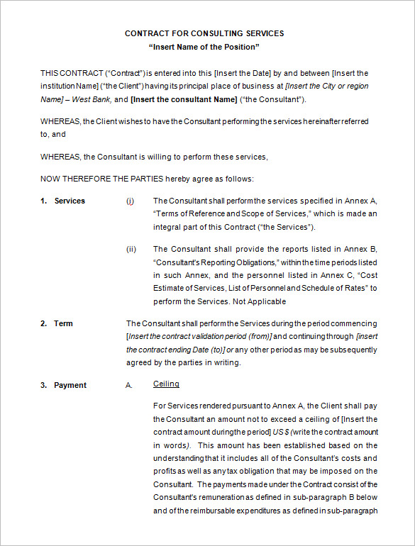 free payment contract template - Josemulinohouse - loan agreement template microsoft word