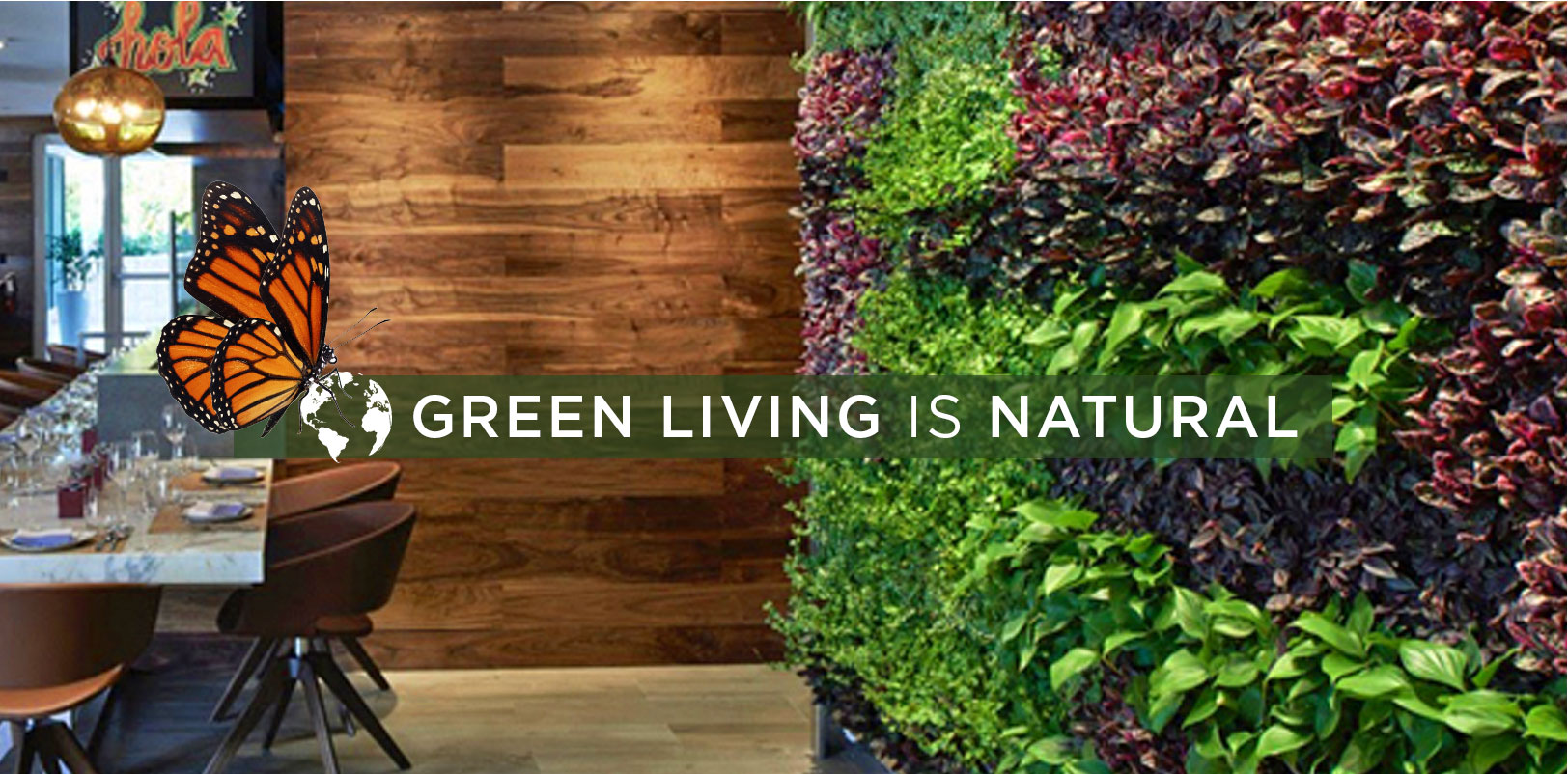 Green Living Green Living Technologies Green Walls Green Roofs And