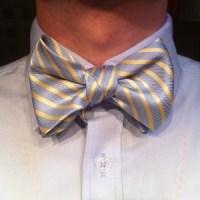 How to Tie a Bowtie Necktie Knot | AGREEorDIE