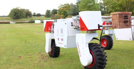 Our briefing series continues with Agri-Robotics/Engineering topic