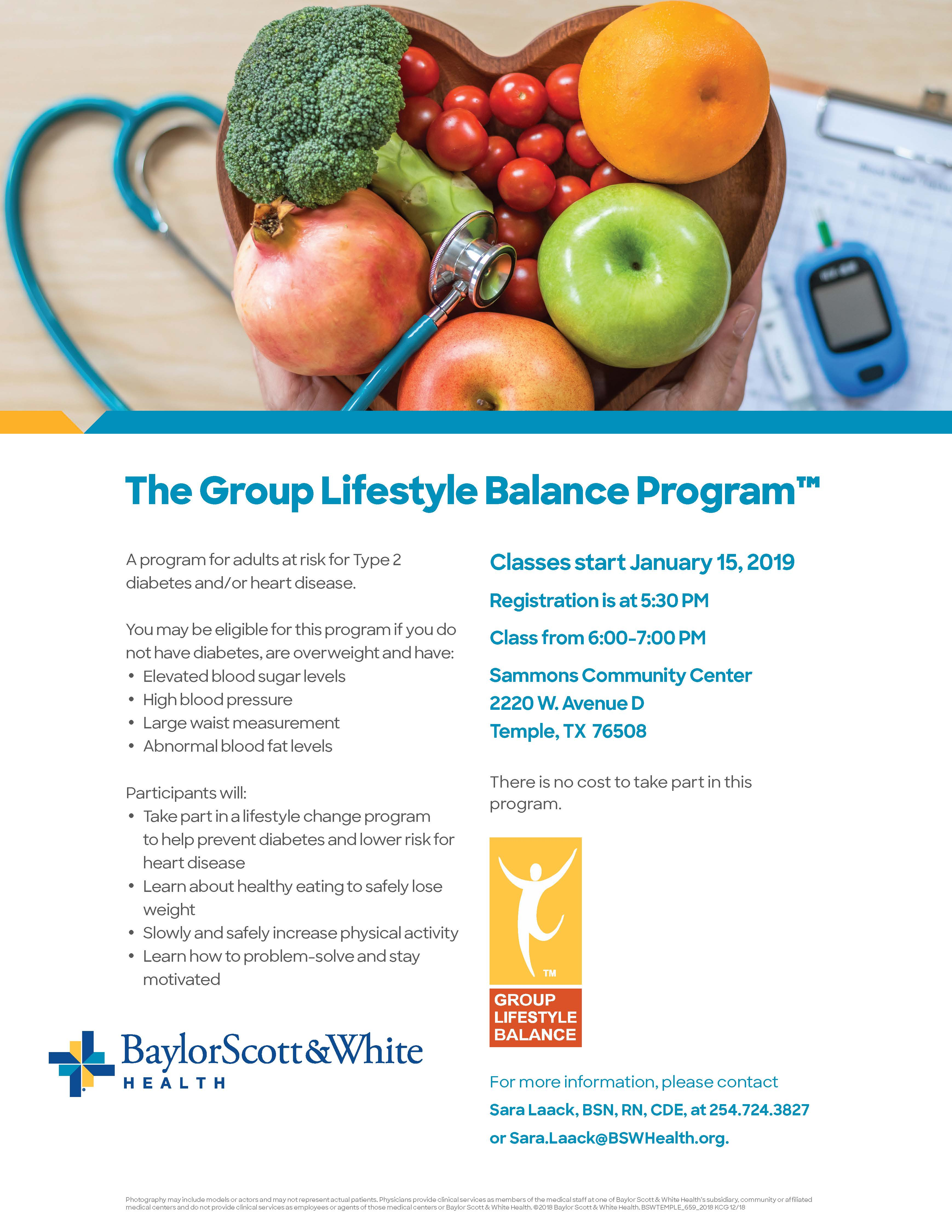 Diabetes Nutrition Diabetes Education Classes Bell County Family Consumer Sciences