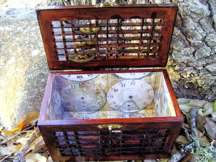 Steampunk Box