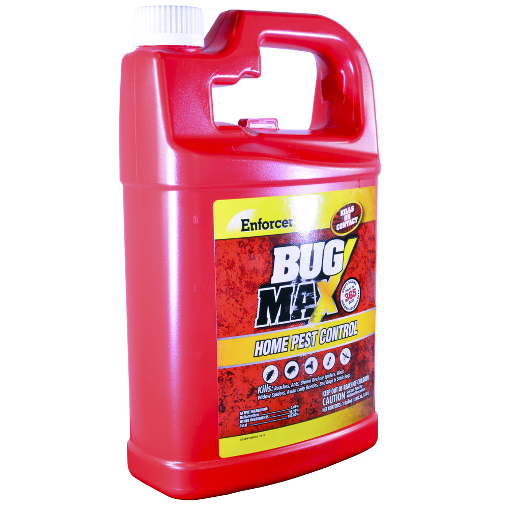 Diy Pest Control Supplies Bugmax Home Pest Control 128 Oz Agri Sales Inc