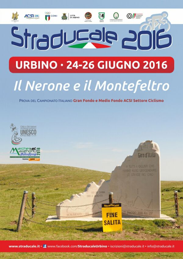 Granfondo Straducale back on Catria and Nerone 26 June