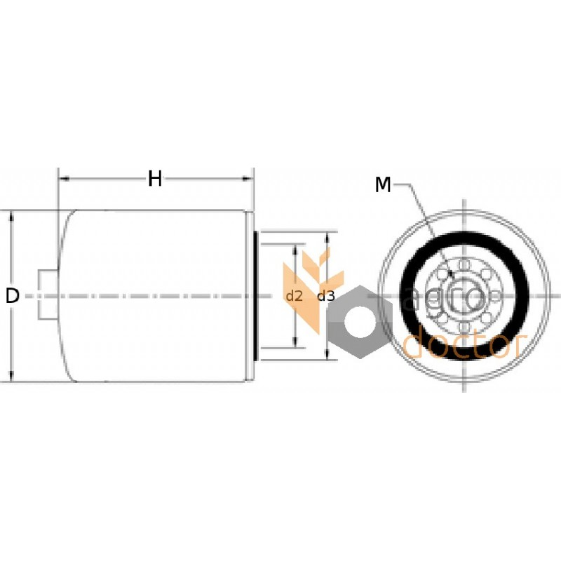 fuel filter cost