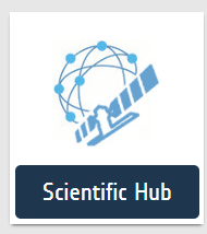 Sentinels Scientific Data Hub - icon