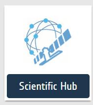 Sentinels Scientific Data Hub - icon
