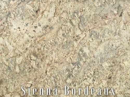 Medium Of Sienna Bordeaux Granite