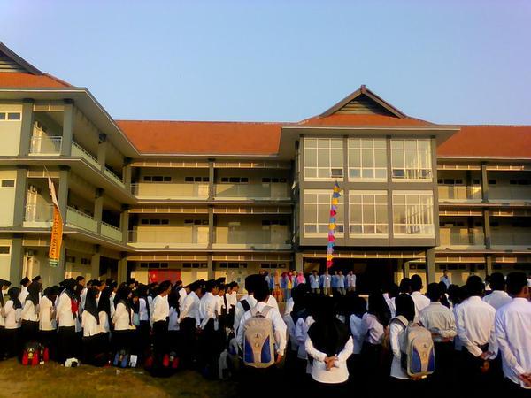 Apel Pagi Ospek Mahasiswa Baru