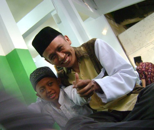 Inspirasi Ramadhan Selaksa Cinta di SMP Negeri 2 Jombang