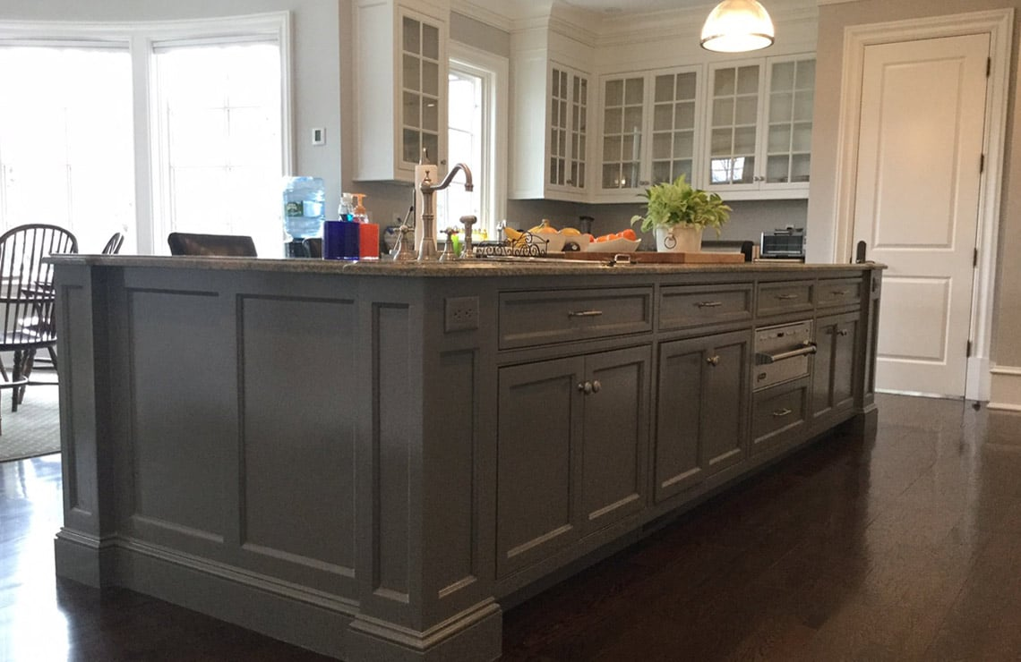Kitchen Cabinet Painting Refinishing A G Williams Painting Company