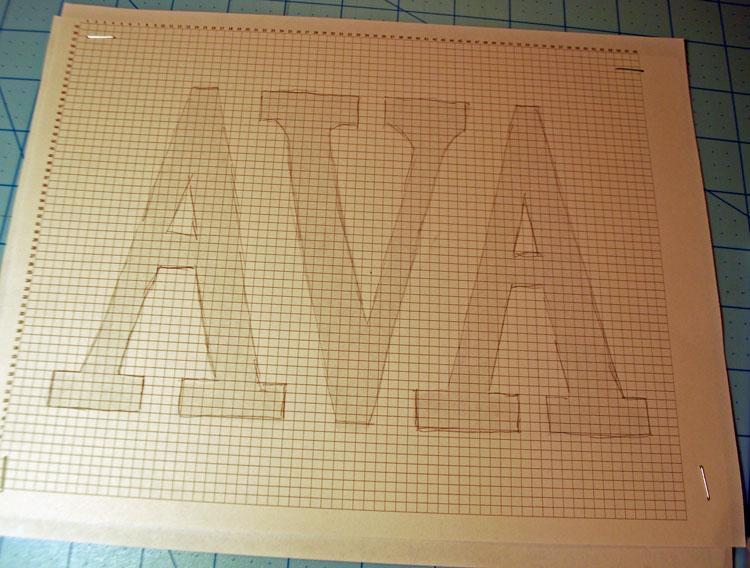Crochet Graph Pattern-making Tutorial A Handmade Year