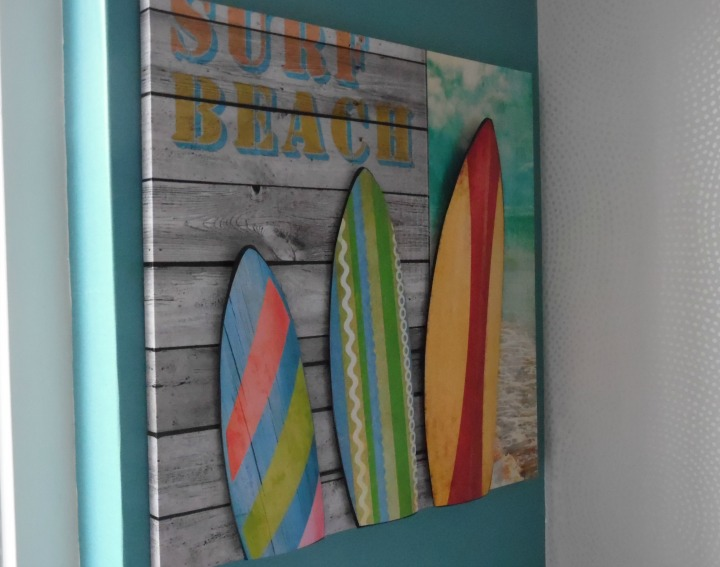 Small Bedroom - Beach Theme 3
