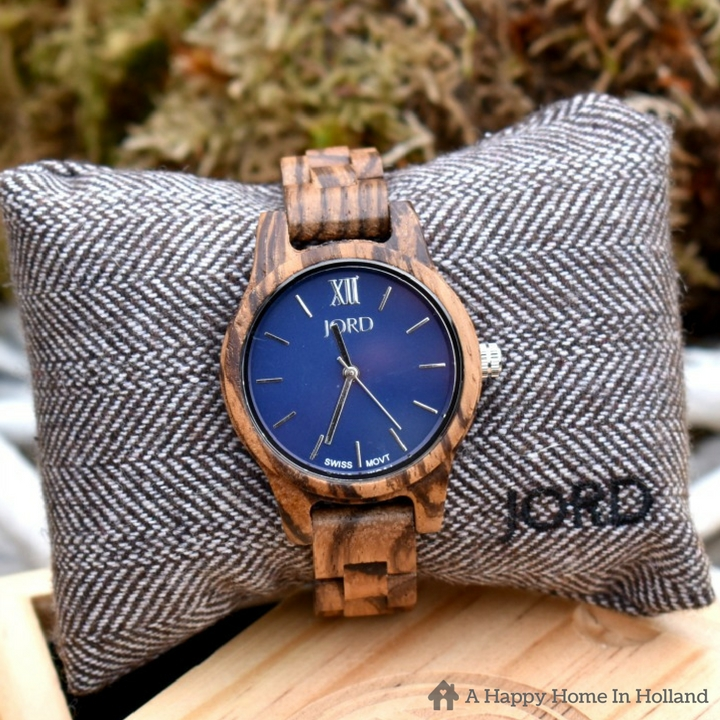 JORD Wooden Watches - Review & Giveaway
