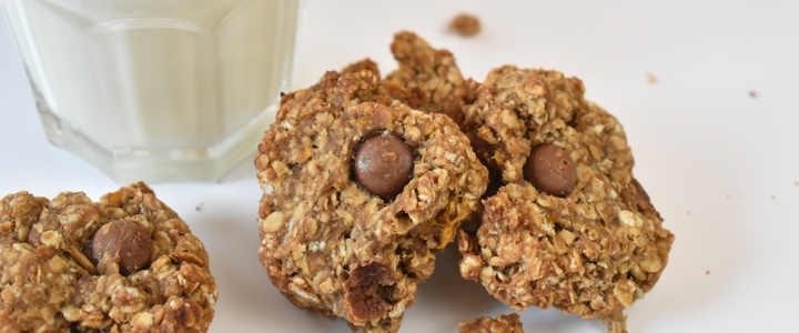 Peanut Butter & Banana Cookies: Child-Friendly Recipe!
