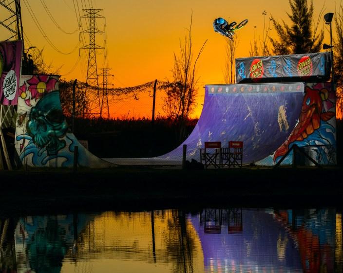 Fotos en el Vert en Bairex con Ricky Roich – BMX