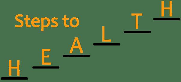 Steps Logo work