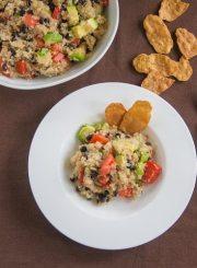 Mexican Quinoa Salad-4