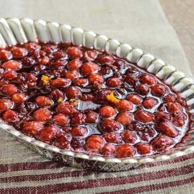 How to Make Perfect Cranberry Sauce