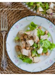 Chicken Chickpea Salad 2