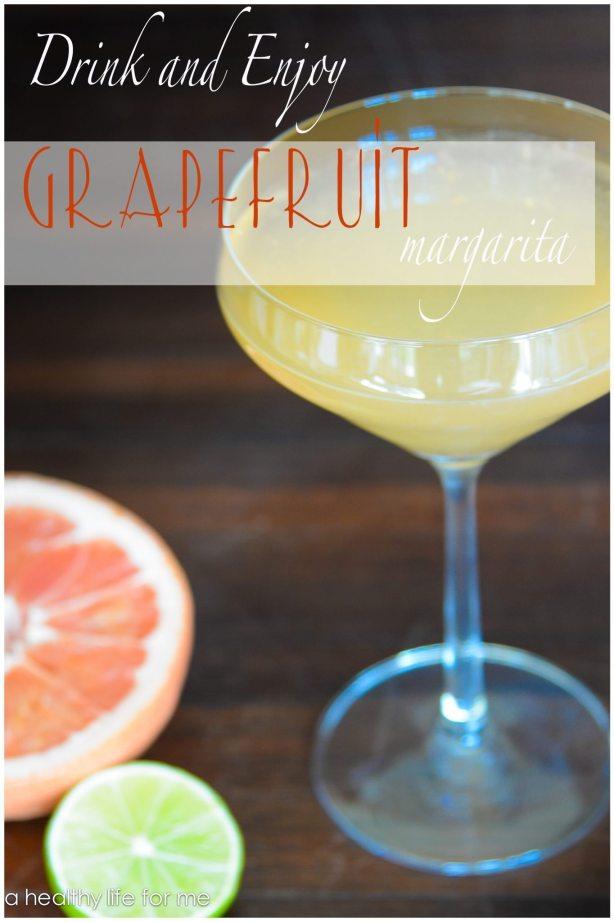Grapefruit Margarita Recipe | Margarita Day Cocktail Round Up