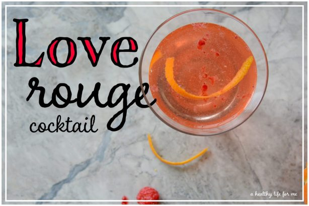 Love Rouge Cocktail Recipe