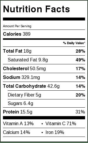 Healthier Clam Chowder