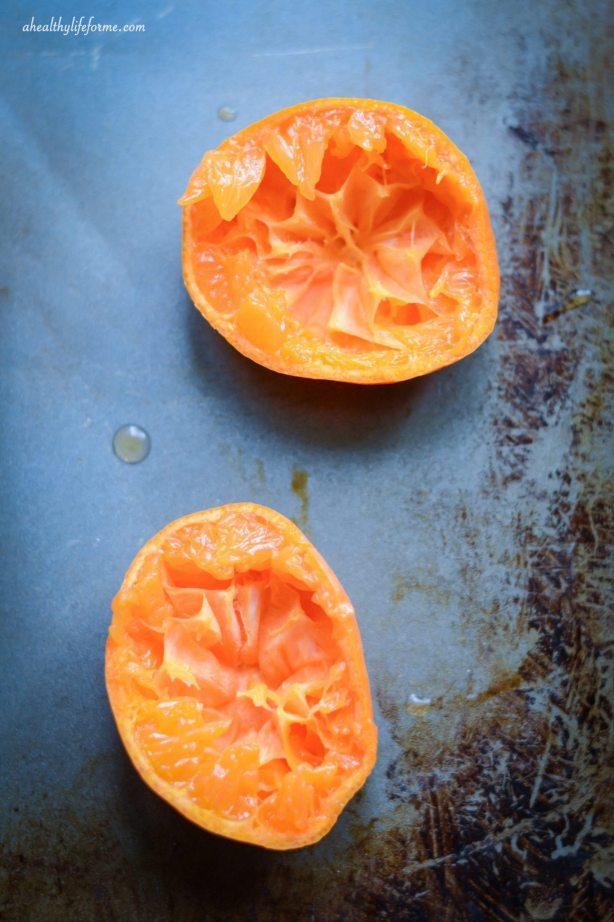 Mandarins | Mandarin Vodka Spritzer
