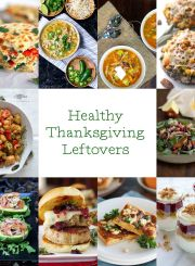 20 Healthy Thanksgiving Leftover Recipes