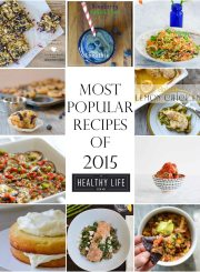 Top Most Popular Recipes of 2015 | ahealthylifeforme.com