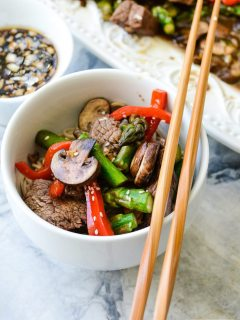 Paleo Asian Stir Fry