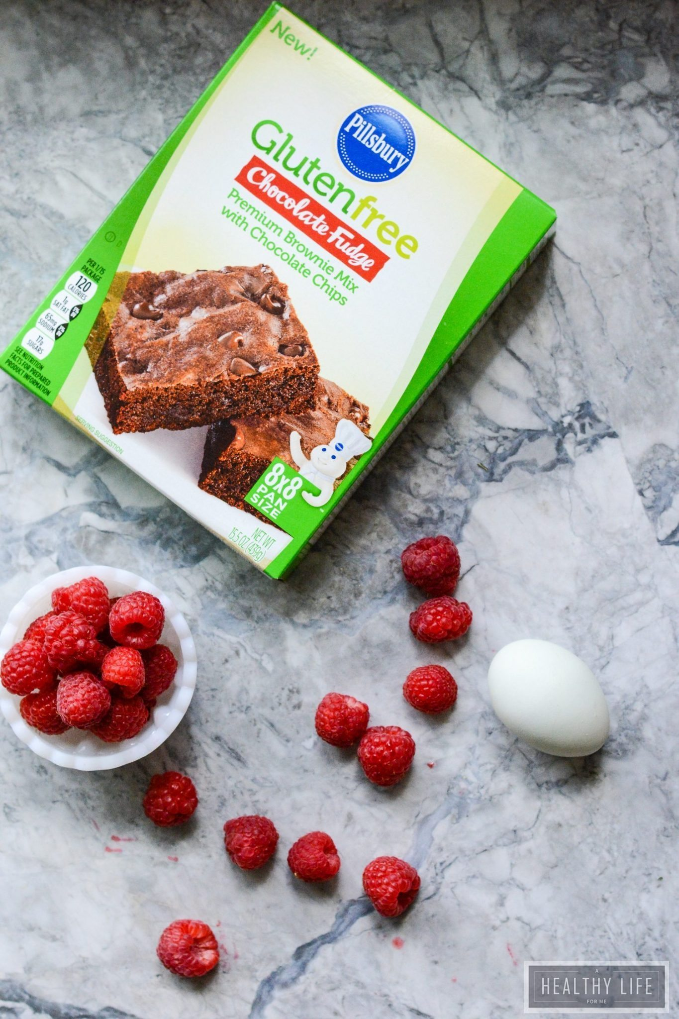 Gluten Free Double Chocolate Raspberry Brownies-3 - A ...