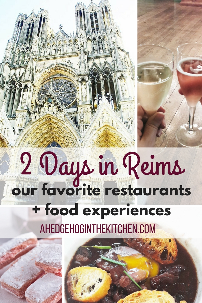 2 Days in Reims – the city of champagne