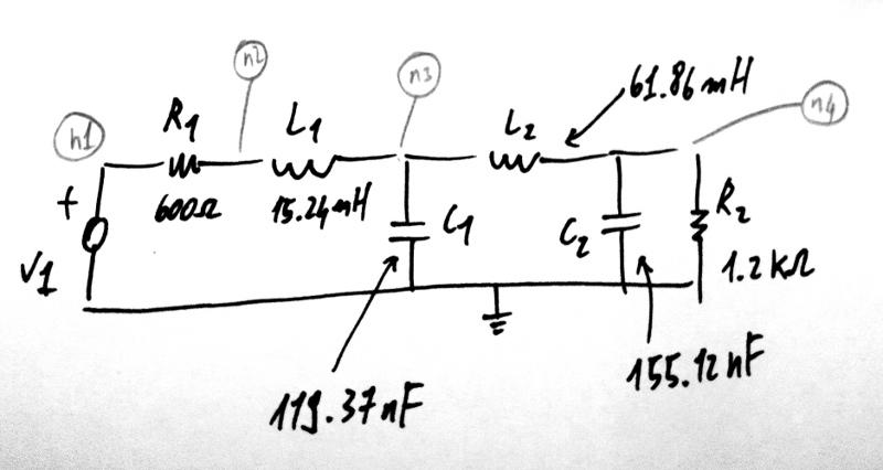 electronic circuit simulator python