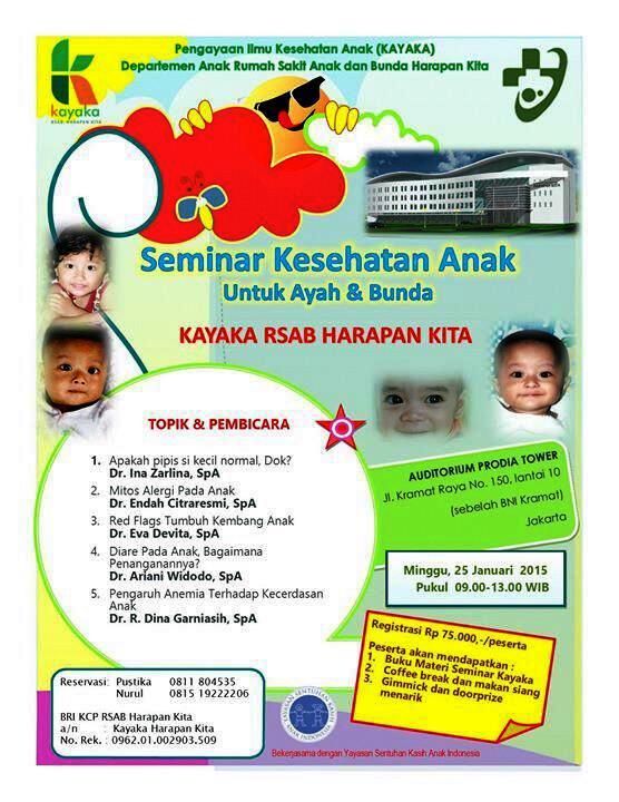 Tema Seminar Kesehatan Terbaru Seminar Kesehatan Akumaru Seminar Kesehatan Anak