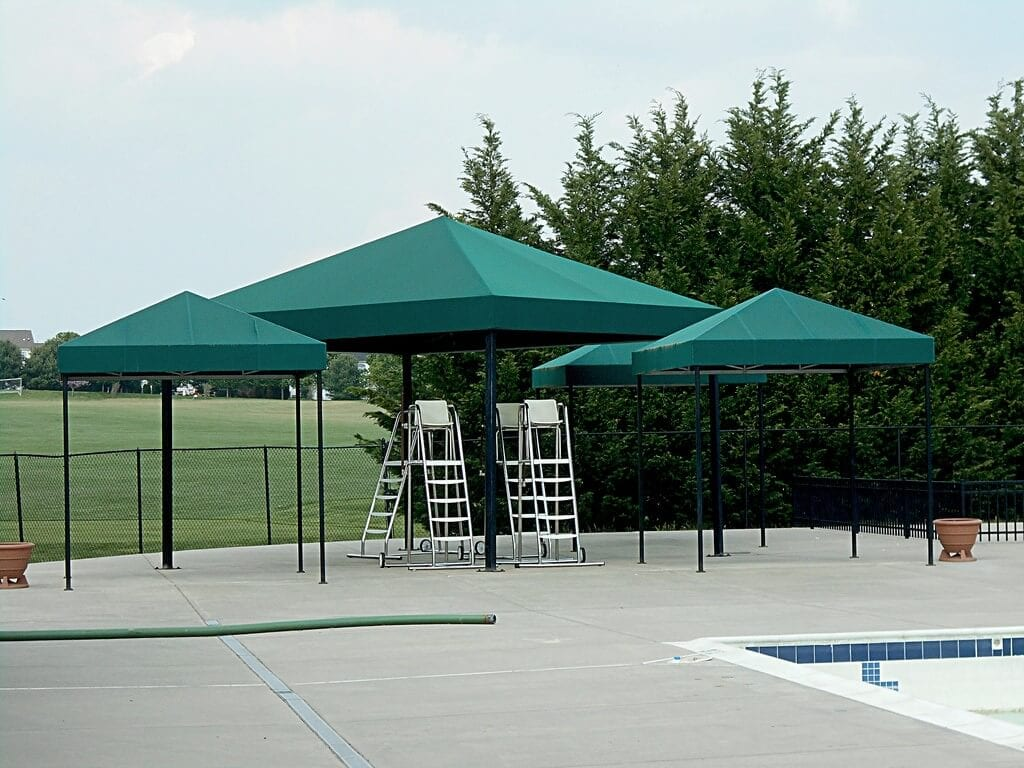 Gazebo Awning Gazebo And Free Standing Awnings A Hoffman