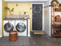 7 DIY ideas for a laundry nook in the garage - and 3 ...