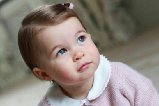 Nuevas fotos de la princesa Charlotte antes de su cumpleaños