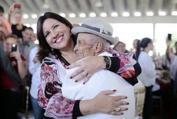 Margarita Cedeño llama a la unión en mensaje de Navidad