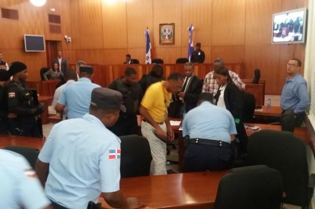 Juicio por asesinato de exrector de la UASD se aplaza para el 3 de marzo