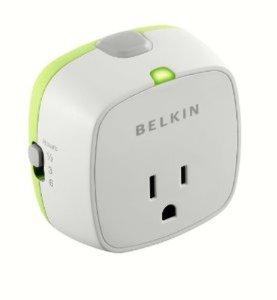 Belkin Contacto Eléctrico Programable