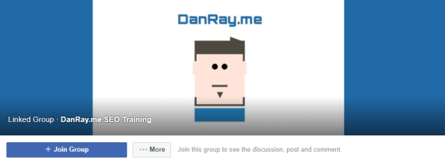 The Super Cool Dan Ray White Hat SEO group