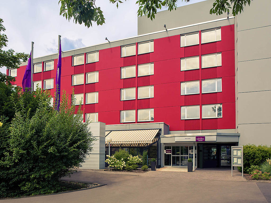 Hotels In Keulen Met Zwembad 4 Star Mercure Hotel Cologne West